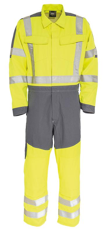 Cheap Fire Retardant Clothing >> Cantex High Visibility Flame Retardant Boilersuit