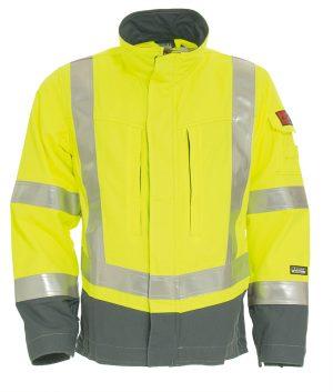 3e68408070c7 Product image for Tranemo Workwear Tera TX Flame Retardant Jacket