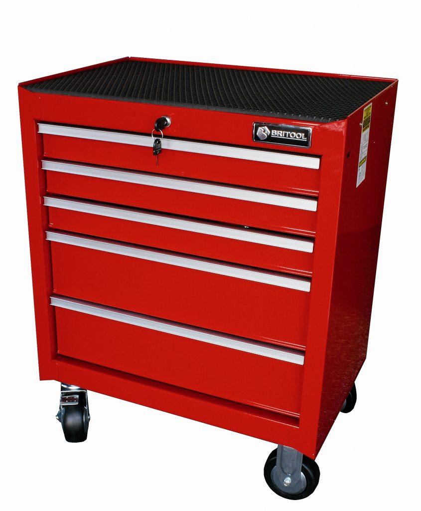 Brcr5 5 Drawer Roller Cabinet Selectequip