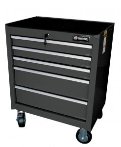 Product image for Britool BRCR5BL - 5 DRAWER ROLLER CABINET BLACK  sc 1 st  Selectequip & Tool Storage Units Drawers u0026 Tool Boxes - Selectequip.co.uk