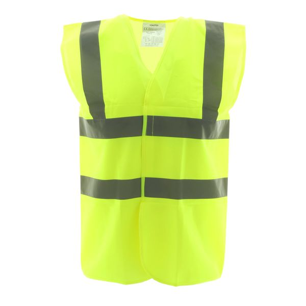 Product image for High Vis 2 Band Waistcoat - Yellow Security - XXL