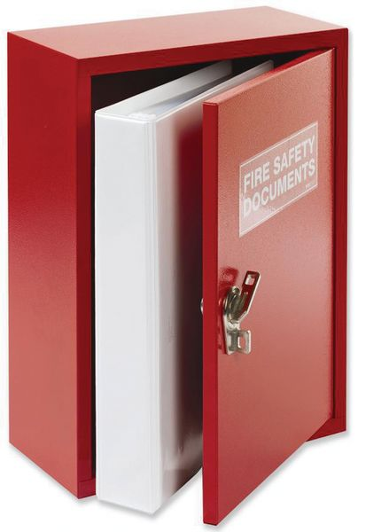 Signs Amp Labels Metal Fire Document Cabinet Lock