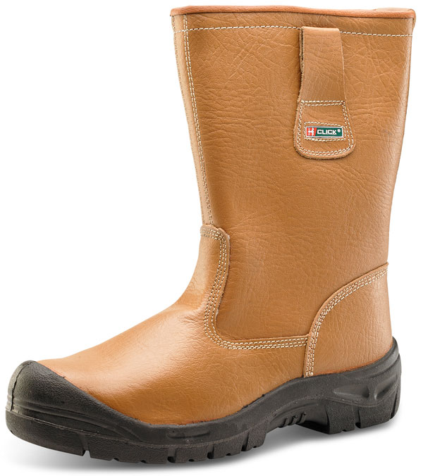 Product image for RIGGER BOOT LINED SUP S/CAP 12
