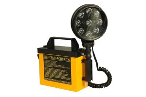 Product image for Rechargeable searchlight
