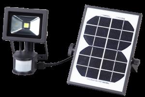 Solar Powered Range