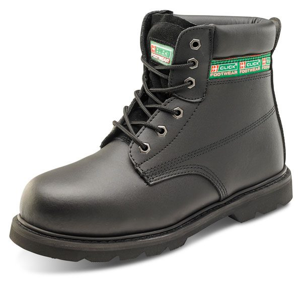 55bf0c81418 GOODYEAR WELTED BOOT BLACK