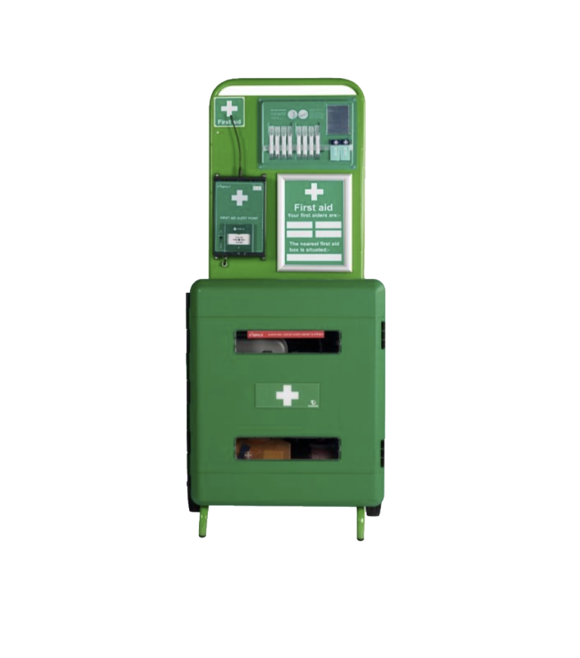 97b45400fb3 Bull Products Safety Responder Trolley First Aid 05/02 | Selectequip